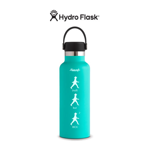 Nulbarich × Hydro Flask(R) Stainless Bottle Mint