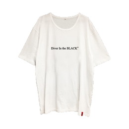 Diver In the BLACK 裏ツアーTシャツ
