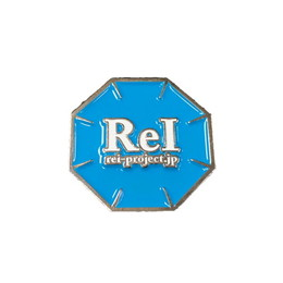 ReI project pins
