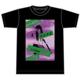 [P.S.P.E限定]muromachiTシャツ(黒)