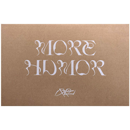 5th Full Album 『more humor』(P.S.P.E盤)