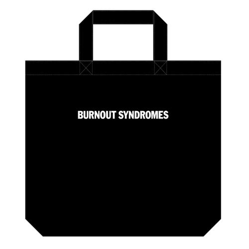 【BURNOUT SYNDROMES】LOGO2020エコバッグ&ゴムバンドセット