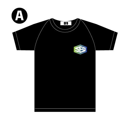 "TシャツA【SF9 2019 ZEPP TOUR""ILLUMINATE""】"