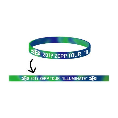 """シリコンバンド【SF9 2019 ZEPP TOUR""""ILLUMINATE""""】"""