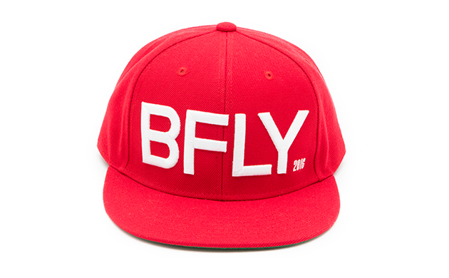 BFLY Cap RED