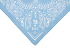 Bandanna Numbering79 LIGHT BLUE