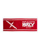 BFLY Sports Towel RED