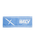 BFLY Sports Towel LIGHT BLUE
