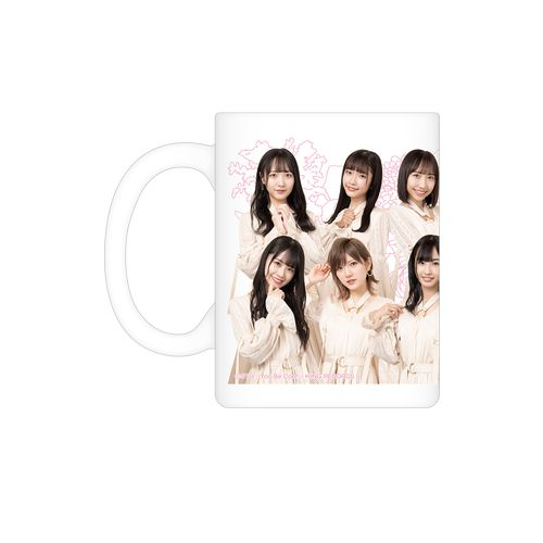 STU48 6th Single「独り言で語るくらいなら」 集合マグカップ