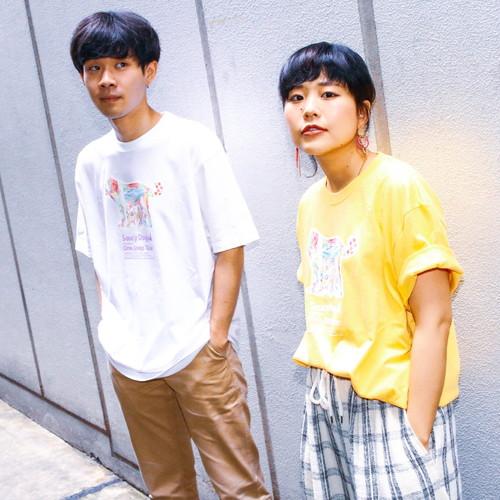 One-Step Tour 限定Tシャツ/バニラホワイト