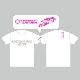 THE BEAT GARDEN × UNIONE コラボTシャツ