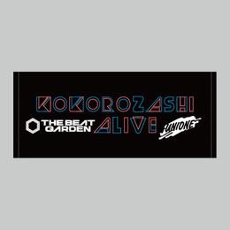 THE BEAT GARDEN × UNIONE コラボフェイスタオル -KOKOROZASHI ALIVE Vol.2-
