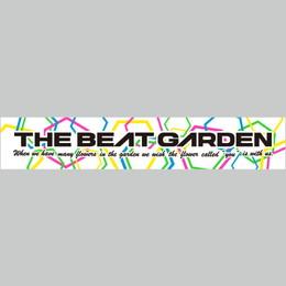 THE BEAT GARDEN オフィシャルマフラータオル -カラフルver.-
