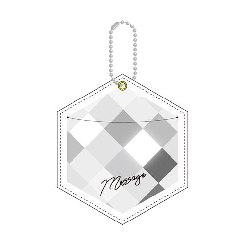 ダンシング・マン六角形パスケース