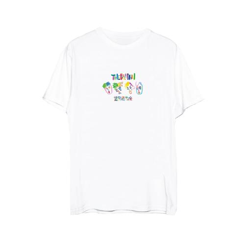 銀河遊牧会2018イラストTシャツ(ホワイトver.)