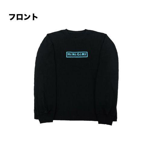 HANAGAMI ロンT/水色