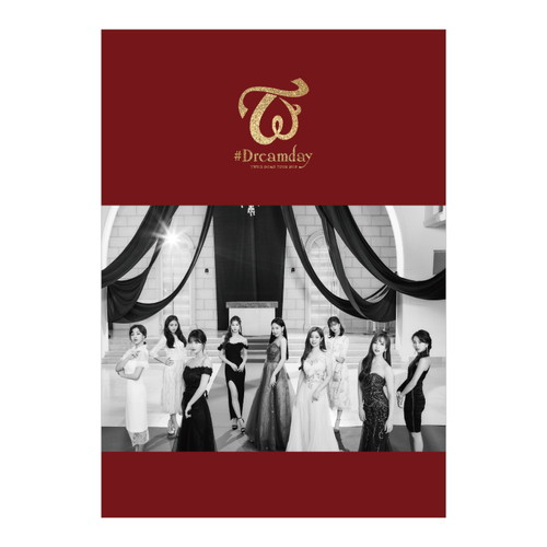 "TWICE DOME TOUR 2019""#Dreamday"" PHOTO BOOK"