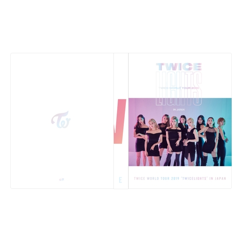 TWICE WORLD TOUR 2019 'TWICELIGHTS' IN JAPAN TOKYO DOME トレカケース