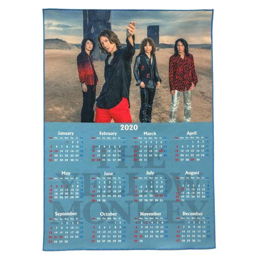 TYM 2020 Cloth Calendar