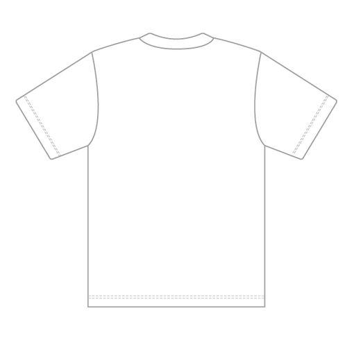 【BURNOUT SYNDROMES】白銀Tシャツ