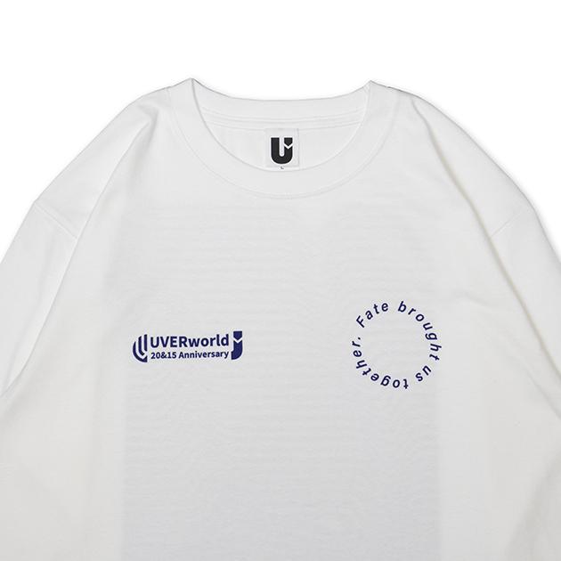 ロングスリーブTシャツ【A】WAVE (ホワイト)
