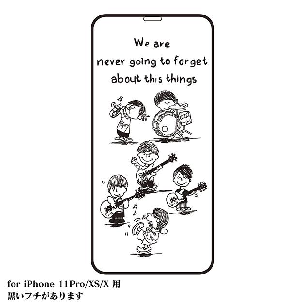 【誠果 Produce】液晶保護 強化ガラススクリーン (iPhone 11Pro/XS/X 用)