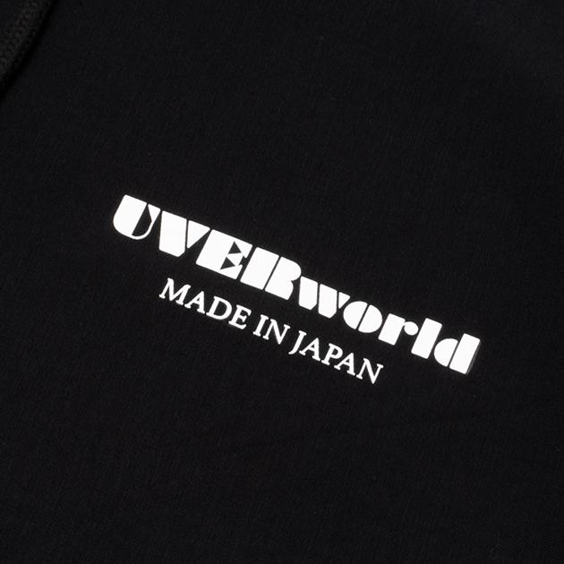 【TAKUYA∞ Produce】MADE IN JAPAN プルオーバーパーカー(ブラック)