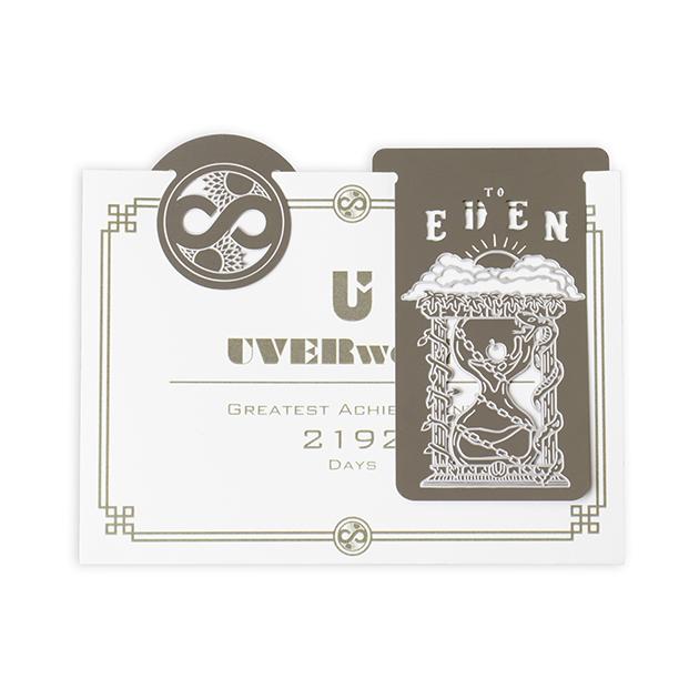 "【TAKUYA∞ Produce】""EDEN""ブックマーカー&""無限亭一門""クリップ - LIVE HOUSE TOUR 2020"