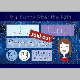 Uru original sticker