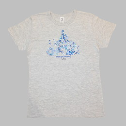 Uru music factory Tシャツ