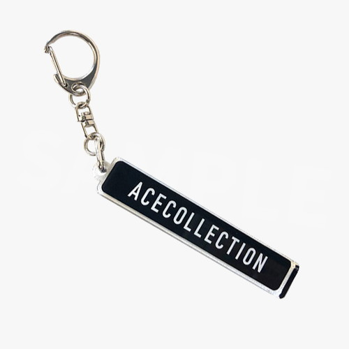 【ACE COLLECTION】LOGO KEY RING