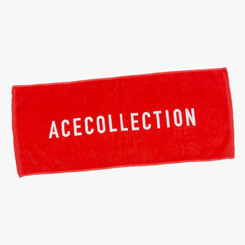 【ACE COLLECTION】LOGO TOWEL