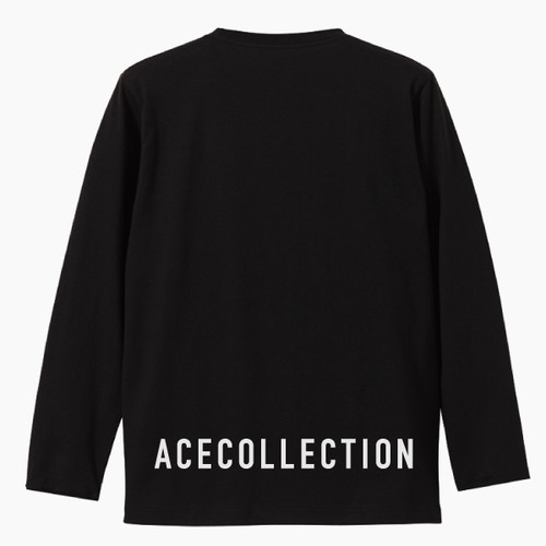 【ACE COLLECTION】LOGO LONG TEE