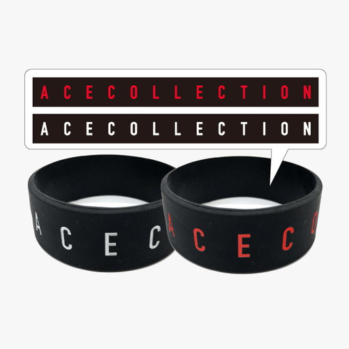 【ACE COLLECTION】RUBBER BAND