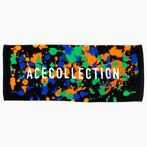 【ACE COLLECTION】LOGO PAINT TOWEL