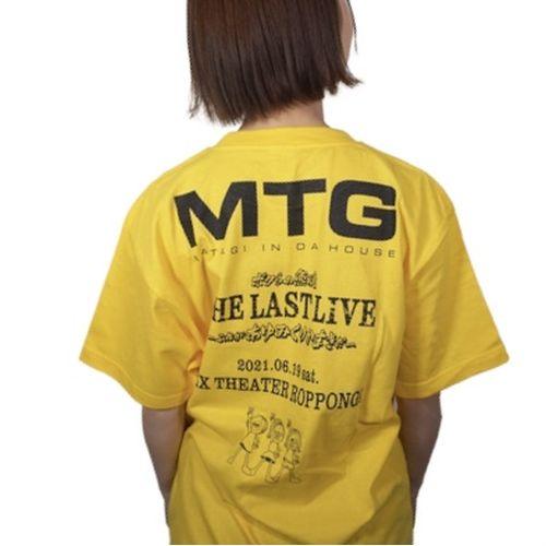 THE LAST LIVE ロゴTシャツ
