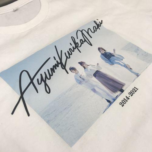 7th Anniversary GOODS お名前入りフォトTシャツ