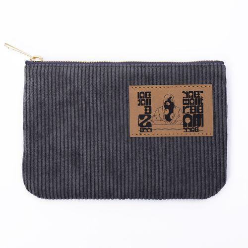 amazarashi corduroy pouch