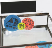Badge Set #3 (official limited products)