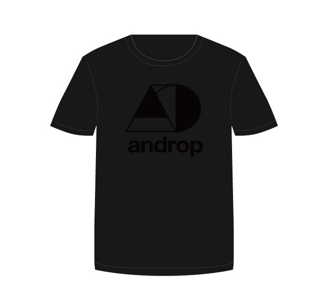 Tour T shirt#38【Black&Gray】