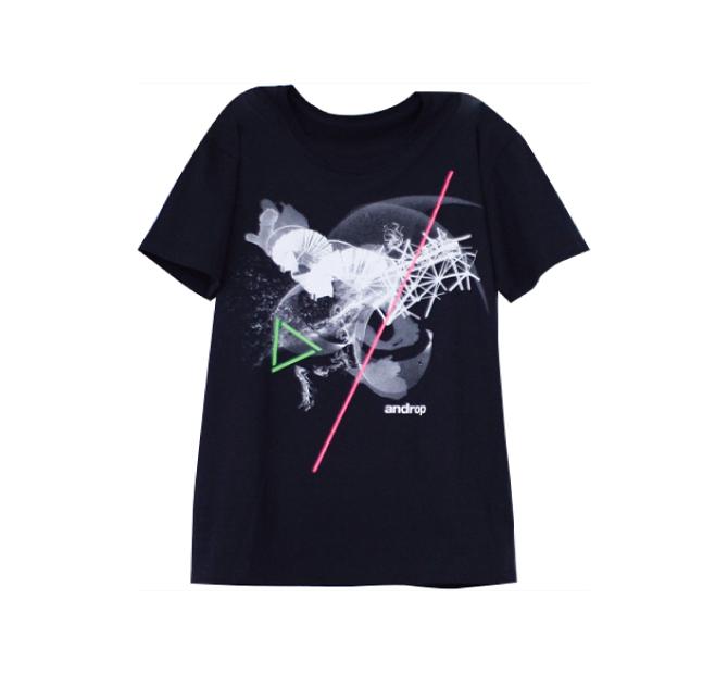 Re:Design T shirt・Tonbi#6【Black】