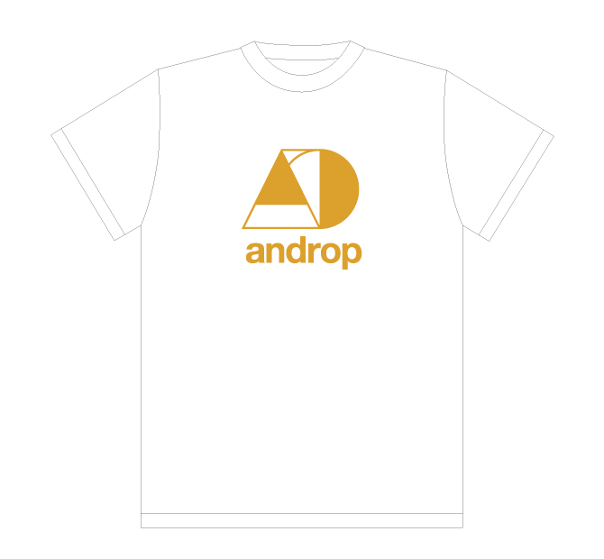 Tour T shirt#39【White】