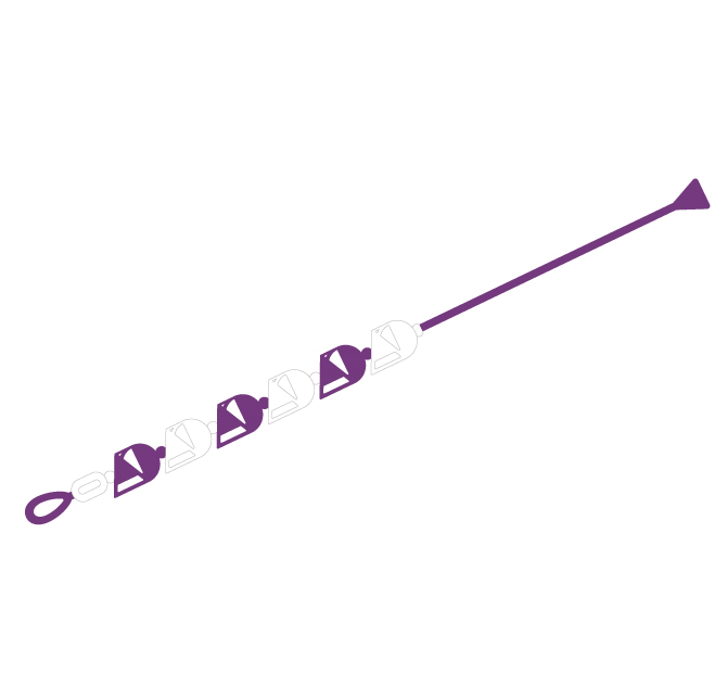 Bracelet【Purple】