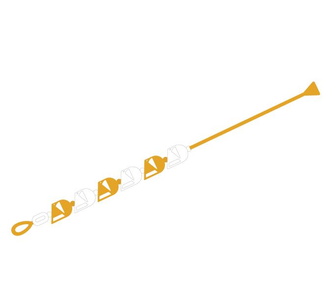 Bracelet【Orange】