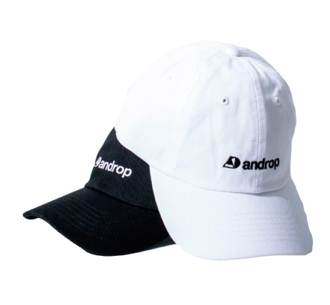 Cap 【White】