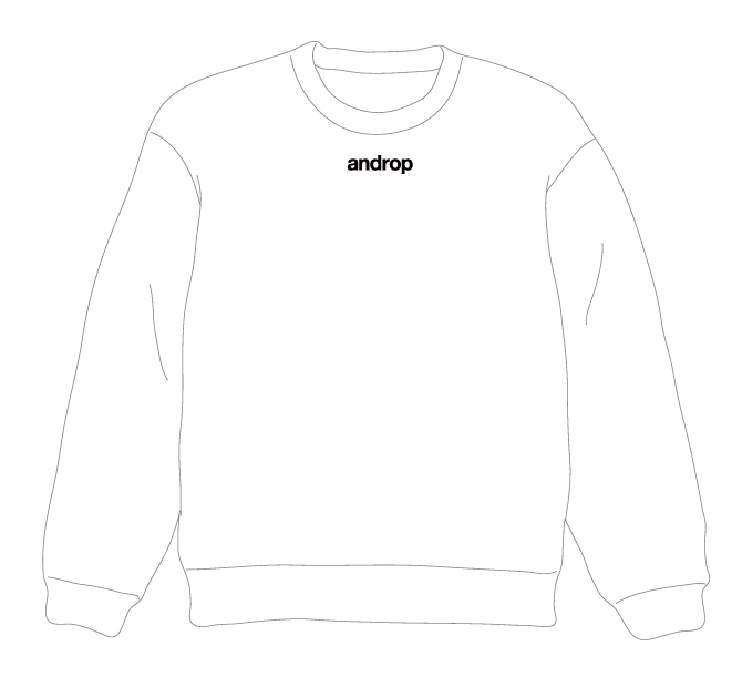 Sweat 【White】