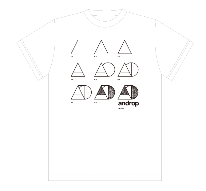Design T shirt・10th Anniversary#38 【White】