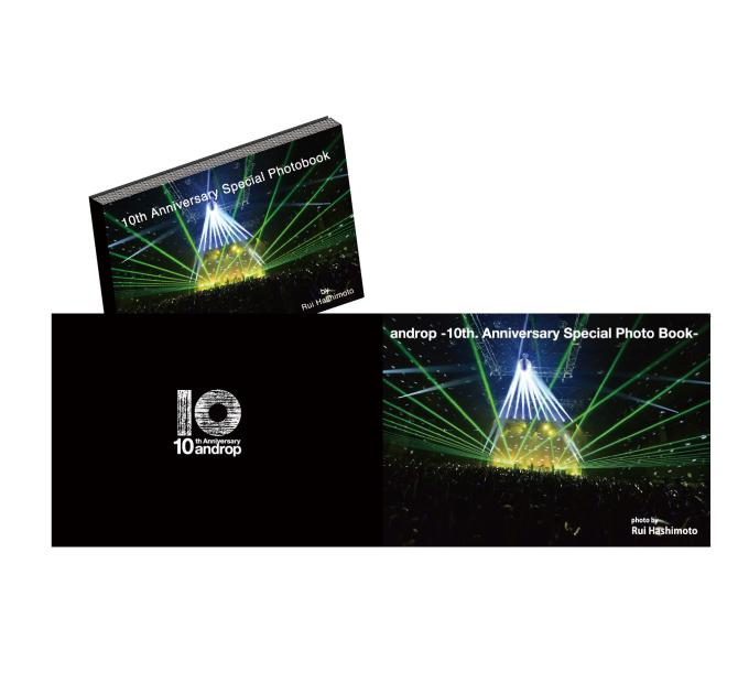 10th Anniversary Special Photobook by Rui Hashimoto