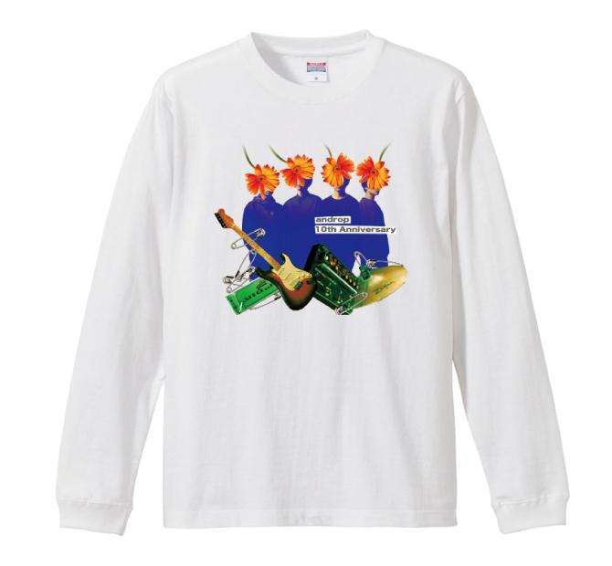 Long Sleeve T shirt Designed by Ran Tondabayashi