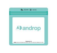 androp×Pake(R) Zipbag Set※缶バッジ付き